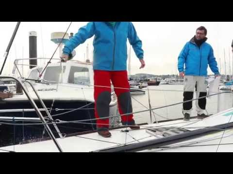 Henry Bomby & Mitch Tonks Christening Rockfish Red