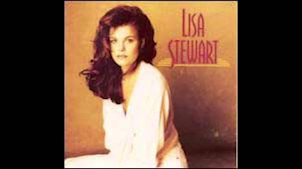 Lisa Stewart OLD FASHIONED BROKEN HEART 1993 country