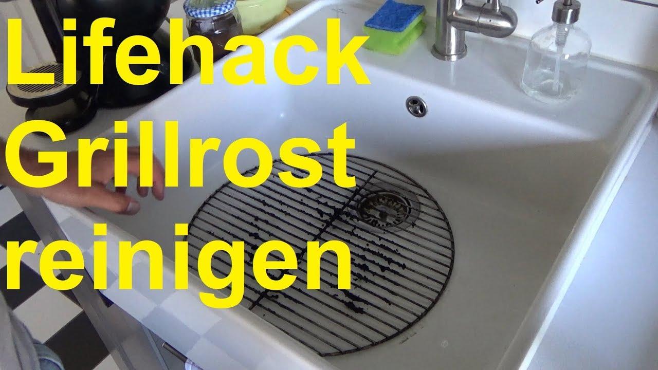grillrost m helos mit zeitung reinigen grillrost einfach. Black Bedroom Furniture Sets. Home Design Ideas
