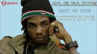 Alkaline Best Of 2016 Mixtape (JANUARY 2017) Mix by djeasy
