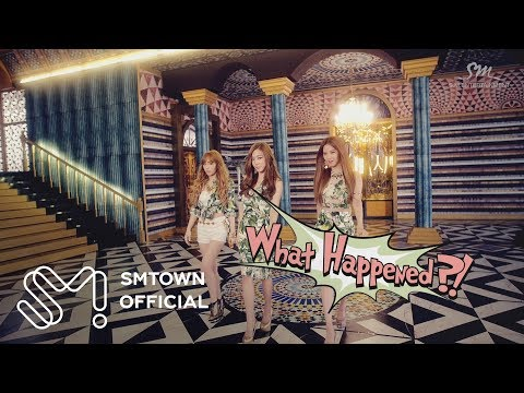 Girls' Generation-TTS 소녀시대-태티서 'Holler' MV