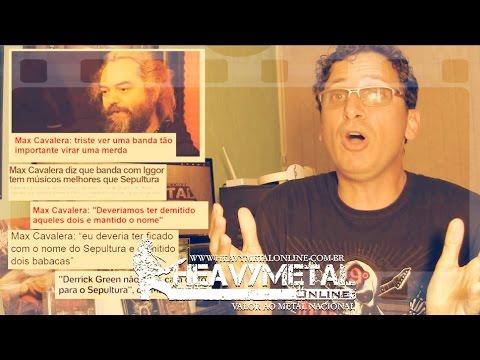 Você acredita no MAX CAVALERA ? | HMOL #71 |