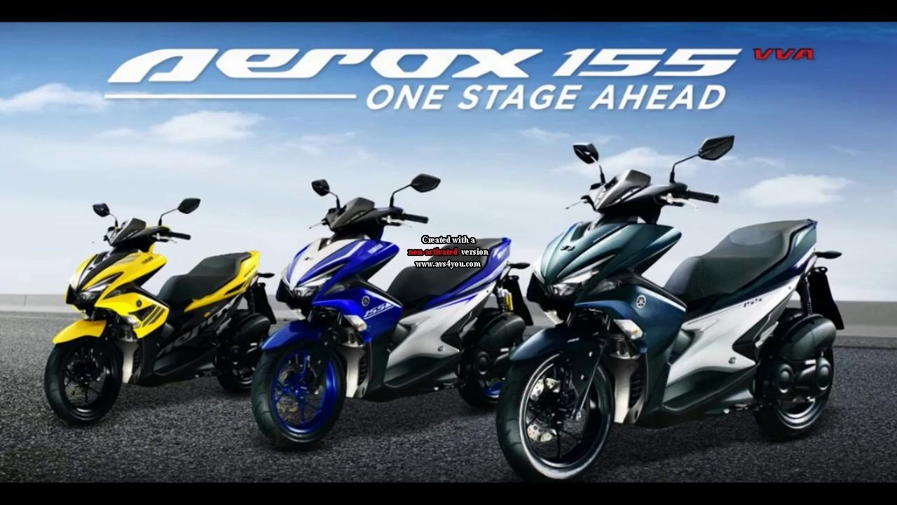 Harga Yamaha Aerox Indonesia Youtube