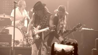 RICHIE SAMBORA (with ORIANTHI) - Nowadays (Belfast)