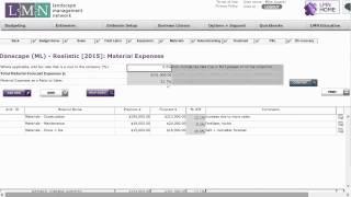 Free Landscape Estimating Software - STAMP3