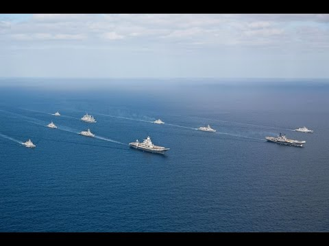 India to deploy Warships and Air Craft Carrier to Arabian Sea near Pakistan