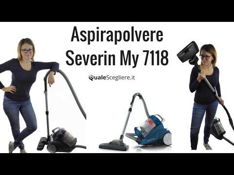 Severin MY 7118 S'Special Car Pet & Carpets  | La Recensione Di QualeScegliere.it