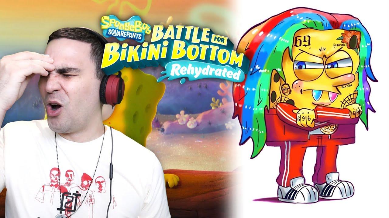 6ix 9ine Σφουγγαράκης Boy! (Spongebob Squarepants #2)