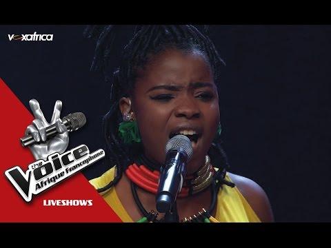 Lesline  - Jailer  (The Voice Afrique francophone 2016 - GrandShow 2)