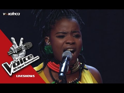 Lesline  - Jailer| (The Voice Afrique francophone 2016 - GrandShow 2)