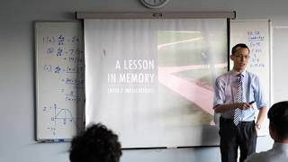 A Lesson in Memory