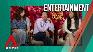 Crazy Rich Asians' Awkwafina, Michelle Yeoh on the pressure of Asian representation | CNA Lifestyle