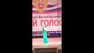 Ксения Гришина - Ария Русалочки (сл. Ю.Энтина, муз. Е.Крылатова)