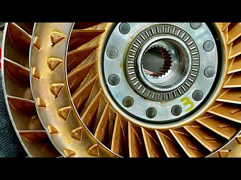 Torque Converter Operation and Components