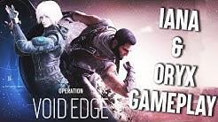 Iana & Oryx Gameplay! NEUE Operator erklärt | RAINBOW 6 SIEGE