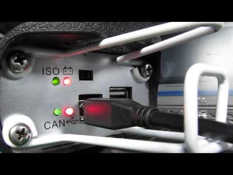 Сканер Renault Can Clip V151 замыкание мультиплексной сети без самой сети