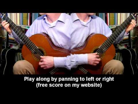 Six Spanish Duets (easy guitar)