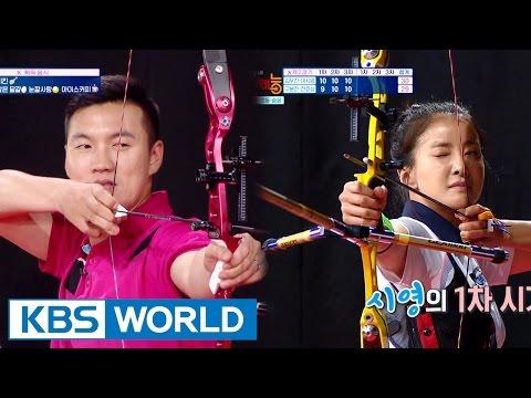 'Cool Kiz on the Block' archery team & the coaches, couple match [Cool Kiz on the Block/2016.09.27]