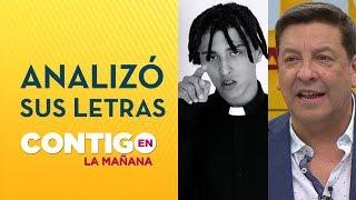 JC Rodríguez sorprendió con reflexión sobre letras de Pablo Chill-E - Contigo en La Mañana
