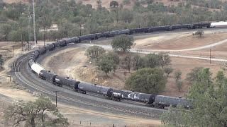 Trains - Tehachapi, California, USA - 2013