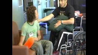 Keith Johnstone Teaches: Master-Servant Scene