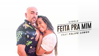 PDP Carmesim - Feita Pra Mim Feat Felipe Lemos (Prod. Gâmbia Beats)