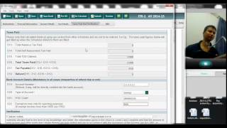 1273 (ITR 3)  How to file tax return ITR 3 for income from partnership firm?