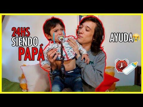 SIENDO PADRE POR UN DIA || Lucas Spadafora