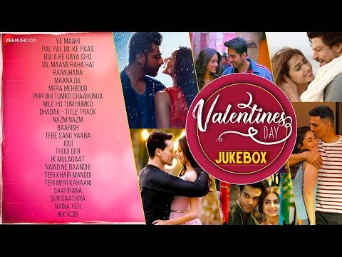 Valentine's Day Special ♫ Audio Jukebox ♫ Ve Maahi, Rula Ke Gaya Ishq, Pal Pal Dil Ke Paas & More