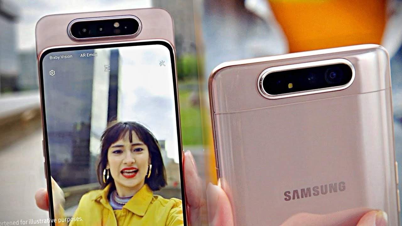 Samsung Galaxy A80 OFFICIAL - ENTER THE NEW ERA!!!