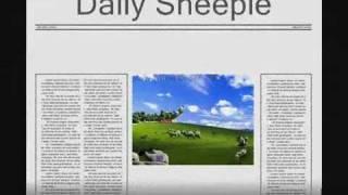 Sheeple Of America ∞ by Payday Monsanto aka Payze Duez