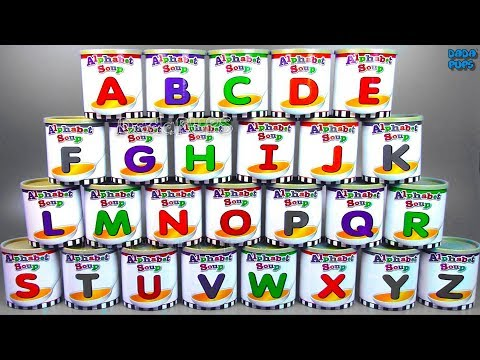 Spelling Words that Start with the Letter A to Z|Learn Alphabet with acorn|Learn Letter|ABCDEFG