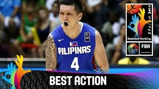 Senegal v Philippines - Best Action - 2014 FIBA Basketball World Cup