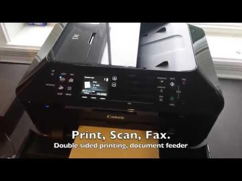 canon printer mx922 wireless setup