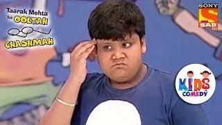 Goli's Aggression Surprises Tapu Sena | Tapu Sena Special | Taarak Mehta Ka Ooltah Chashmah