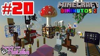 SALVANDO EL NETHER? | Viernes de Minecraft - Diminutos 2 #20