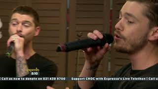 Twin brothers andrew and brian chaplin (locnville) are making more musical memories, this time flexing their muscles further into the african continent as th...