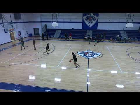 Alcorn Middle School vs. Heyward Gibbes Middl Mens' Basketball