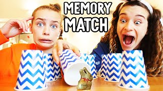CHOCOLATE MYSTERY MEMORY MATCH Challenge w/The Norris Nuts