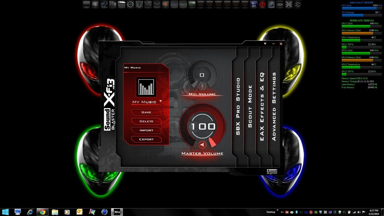 SOUND BLASTER X FI MB3 DRIVERS FOR WINDOWS MAC
