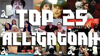 Top 25: Alligatoah Hooks