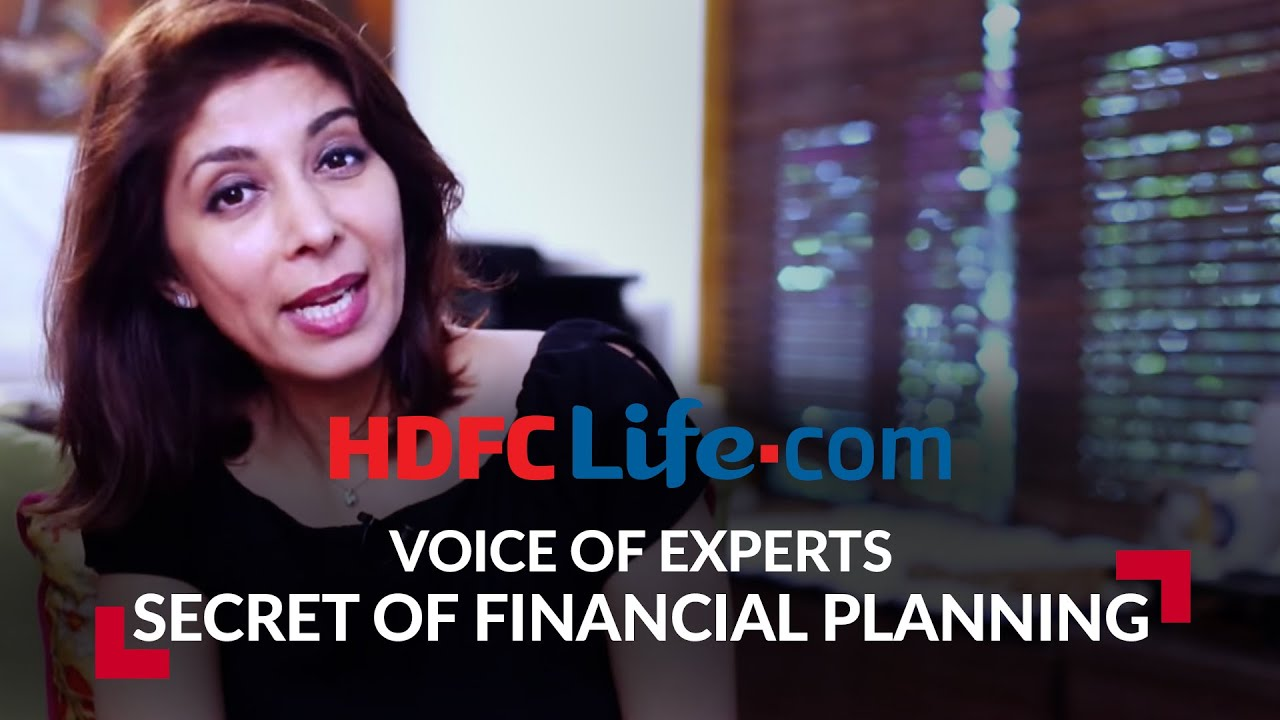 Voice of Experts | Secrets of Financial Planning & Management | HDFC Life