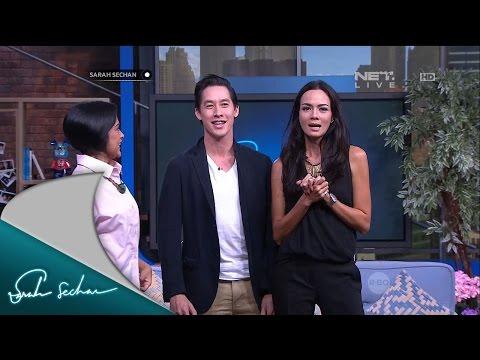 VJ Sonia dan VJ Utt Hadir ke Indonesia untuk Menghadiri Fashion Nation