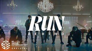 루미너스(LUMINOUS) 'RUN' MV BEHIND