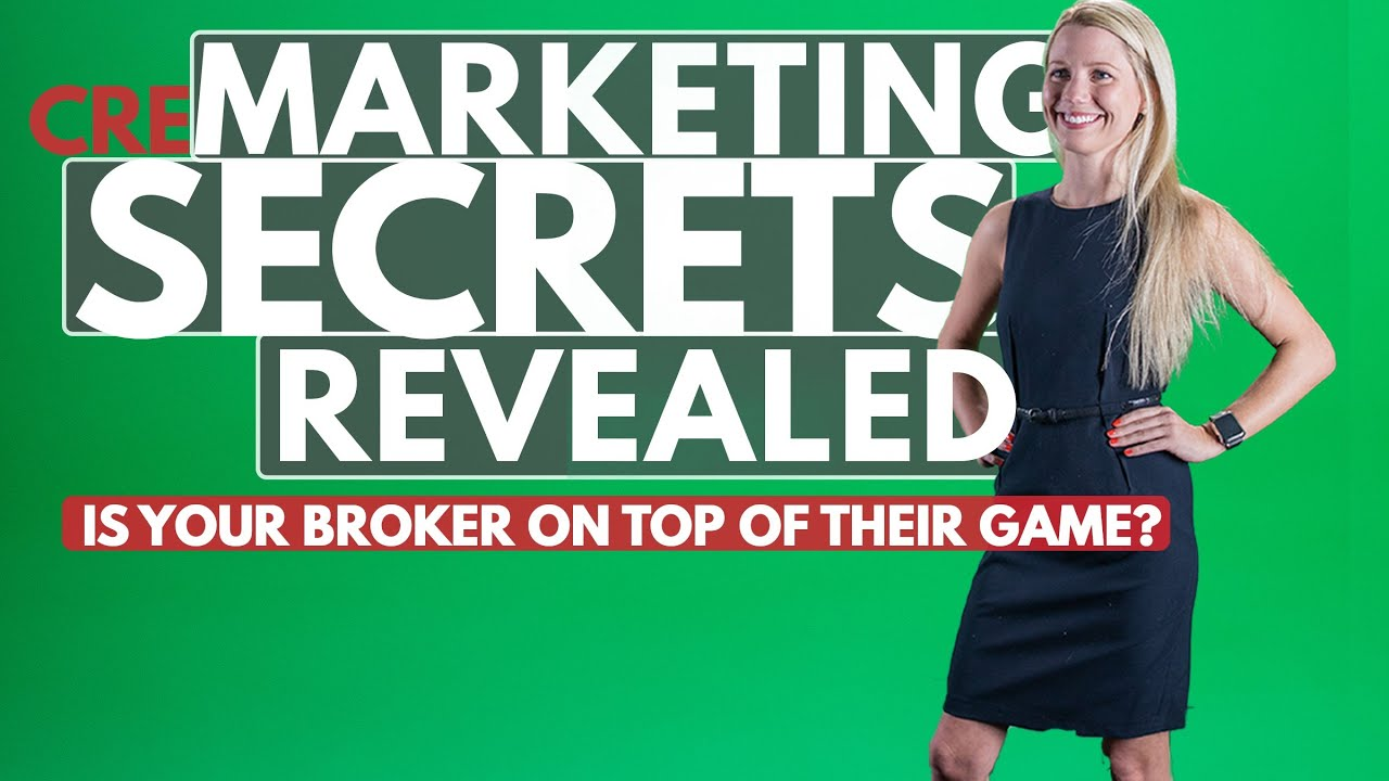 The Core Marketing Requirements You Should Expect from Your Broker