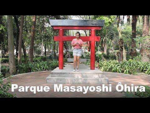 Parque Masayoshi Ōhira, un concepto oriental en Coyoacán para relajarte