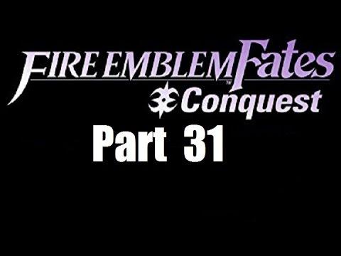 Fire Emblem Fates Walkthrough (Conquest) Part 31: Herbal Remedy