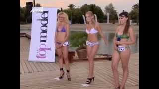 Greece's Next Top Model S1 / E1 [ 1 of 2 ] ANT1 GR ( 12/10/2009 )