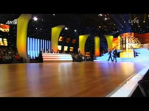 Dancing With The Stars 5 - LIVE 12 - Κυριακή 11/01/2015