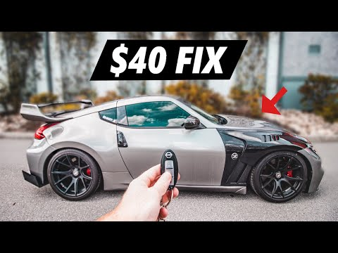Fixing Nissan/Infiniti's COMMON $1000 Problem ( DIY Edition )